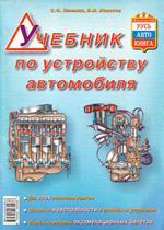 Молоков В.А., Зеленин С.Ф. Учебник по устройству автомобиля с цветными иллюстрациями ОНЛАЙН